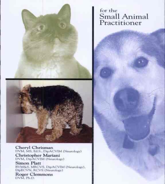 Neurology for The Small Animal Practitioner PDF