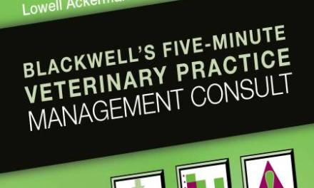 Blackwell's Five-Minute Veterinary Practice Management Consult 2nd Edition