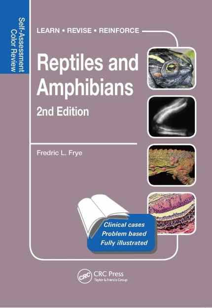 Reptiles And Amphibians Self Assessment Color Review, 2nd Edition Page 001