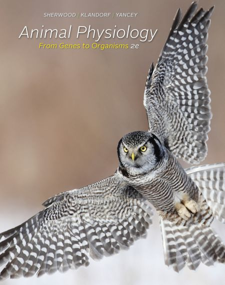 Animal Physiology: From Genes to Organisms 2nd Edition