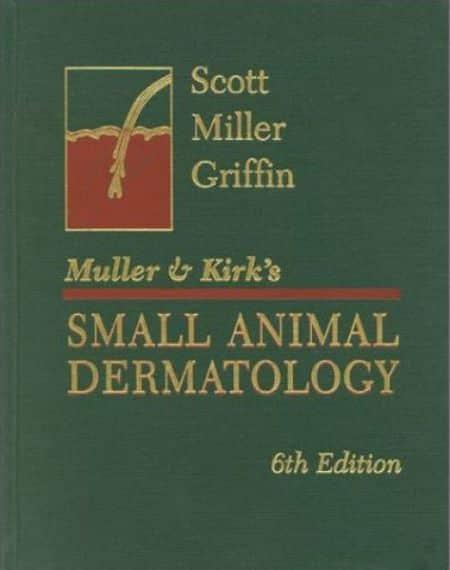 Muller & Kirk's Small Animal Dermatology 6th Edition