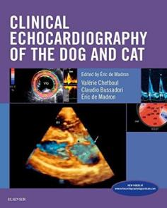 Clinical Echocardiography of the Dog and Cat, 1st Edition