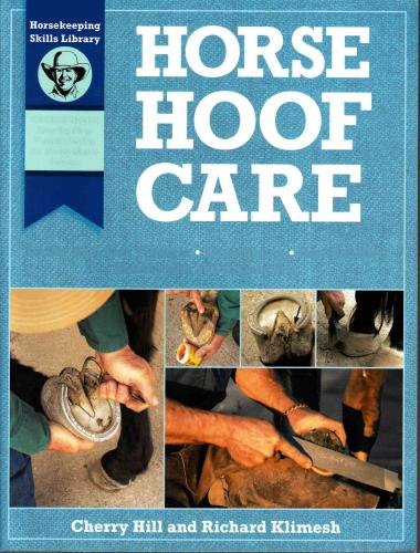 Horse hoof care 1st edition