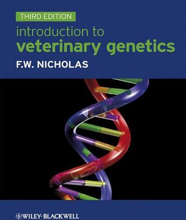 Introduction to veterinary genetics third edition