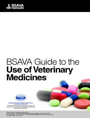Guide to the Use of Veterinary Medicines  1st Edition