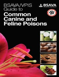 Vpis guide to common canine and feline poisons