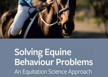 Solving Equine Behaviour Problems: An Equitation Science Approach