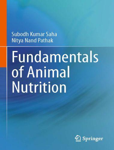 Fundamentals of Animal Nutrition 1st Edition