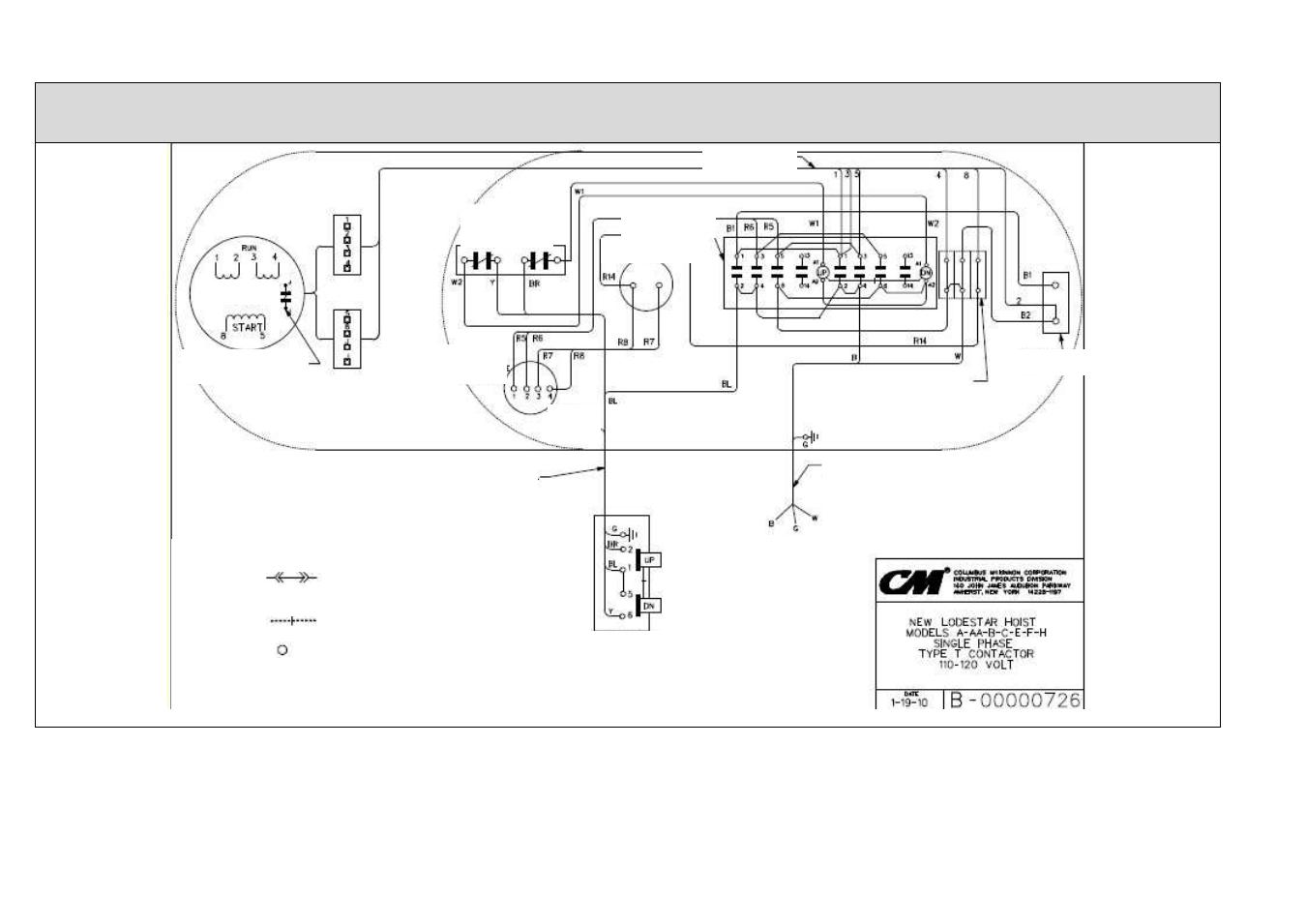 Figura 20l. Diagramas De Cableado Típico