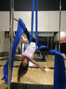 Pole Dance & Fitness - Rogue Valley - Aerial Silks
