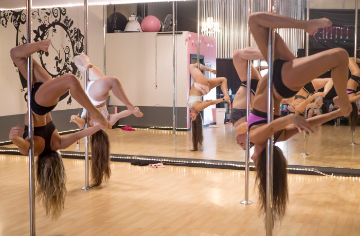 Intermediate and Advanced Pole Fitness - Pole Dance & Fitness Rogue Valley