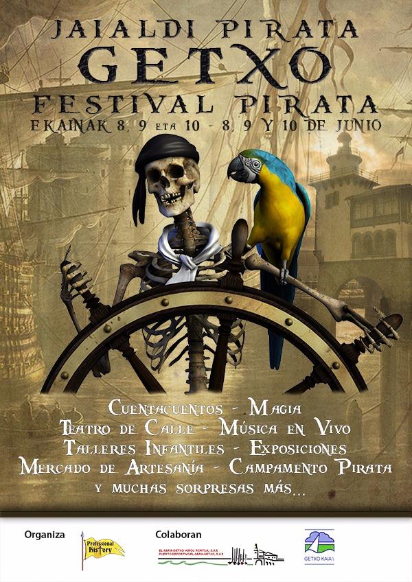 Festival Pirata En El Puerto Deportivo De Getxo Puerto Deportivo
