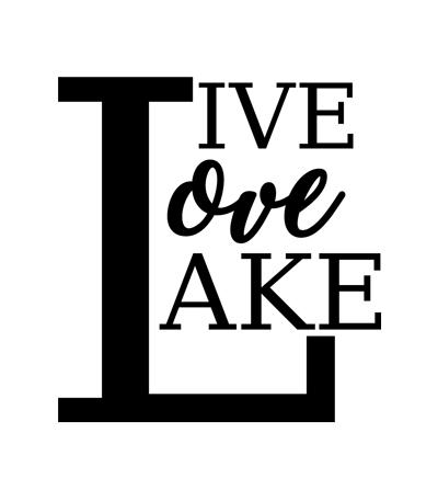 Download Live Love Lake - PDG Printing