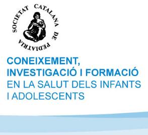 13O – Webinar a la Societat Catalana de Pediatria