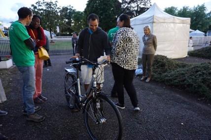 Le vélo de ville offert par NB Tech
