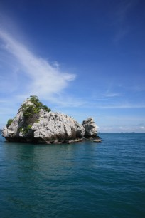 Around the Ang Thong archipelago
