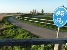 Rotterdijk bike path