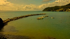 Levanto harbour, Cinque Terre