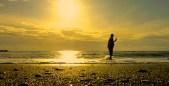 Levanto sunset, Cinque Terre
