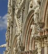 Church facade detail