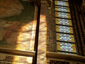 Church interior, Amsterdam