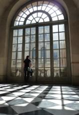 Palace interior-Versailles, France