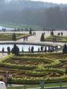 Formal garden-Versailles, France