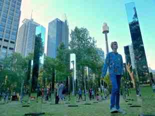 Reflections- Sydney