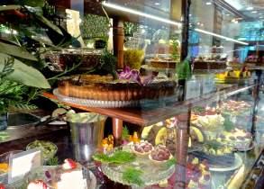Melbourne: Block Arcade tea room