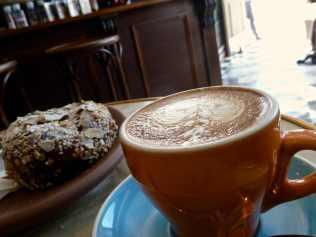 warmth- Little Marionette Cafe, Sydney