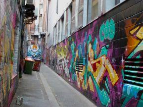 Walls- street art, Melbourne