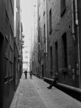 Melbourne- laneway