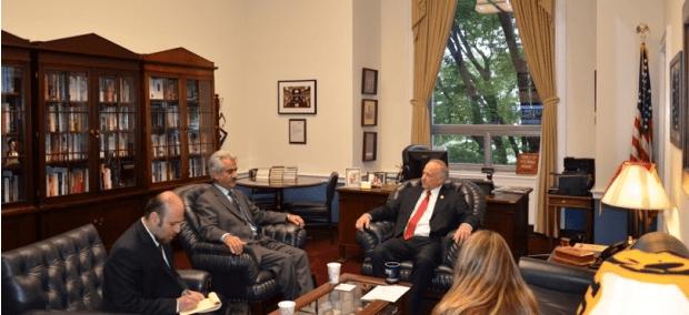 PDKI Leader Meets U.S. Senators and Members of Congress