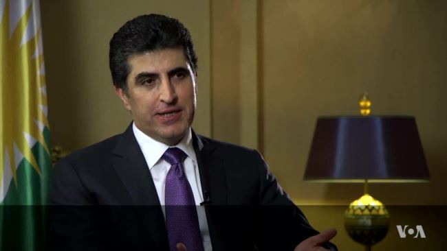 """Barzani: """"Conditions for a Negotiated Solution of the Kurdish Issue in Iran are Nonexistent"""""""