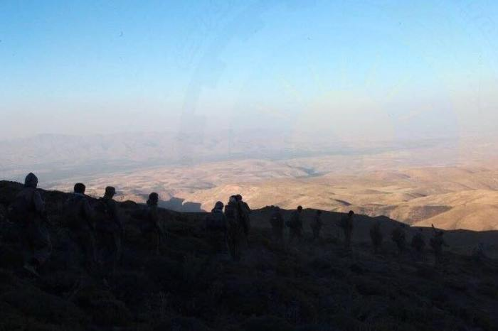 PDKI Peshmerga Forces Carried Out Two Operations