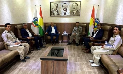 PDKI and HAK-PAR Discussed Southern Kurdistan's Independence Referendum