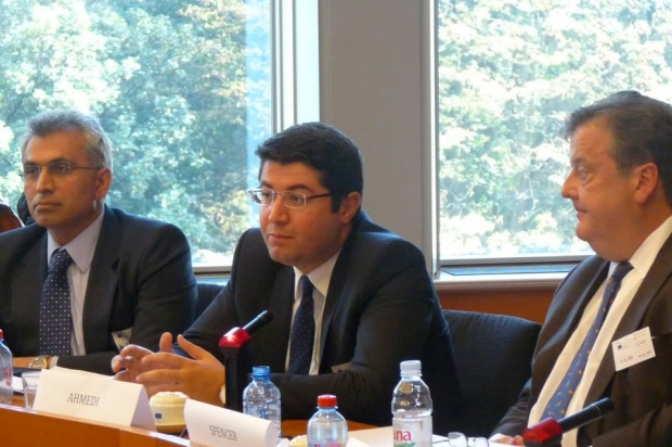 Speech by PDKI's Head of Foreign Relations in the European Parliament