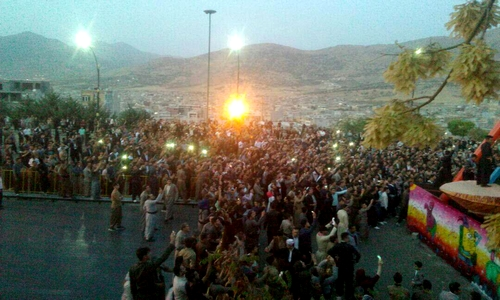 Iran Arrests Scores of Kurdish Civilians
