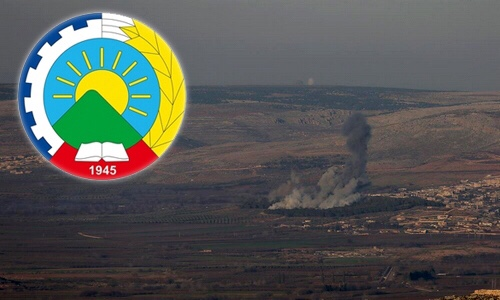 PDKI Condemns Turkey's Attack On Afrin