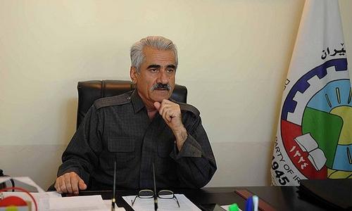 "PDKI Leader: ""Iran Nuclear Deal isIn aState ofComa"""