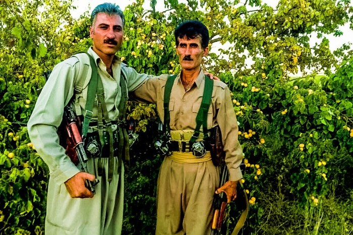 Two Peshmerga Martyred in Bokan