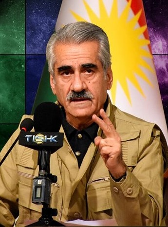 "PDKI Leader: ""No Iranian Terrorist Attacks or Threats Will Stop Our Struggle"""