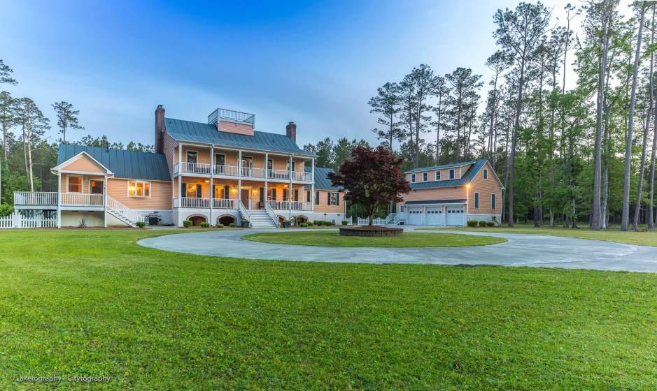 Merrimon Estate in Beaufort NC