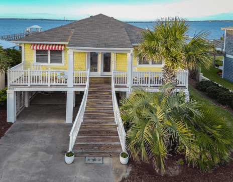 Sounds Great at PDL beach Properties Emerald Isle