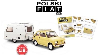 Photo of Altaya : Construisez votre Polski Fiat 126p à l'échelle 1/8