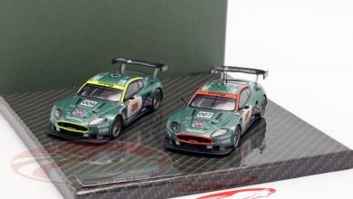 Aston Martin DBR9 set Le Mans 2006 A01MC2
