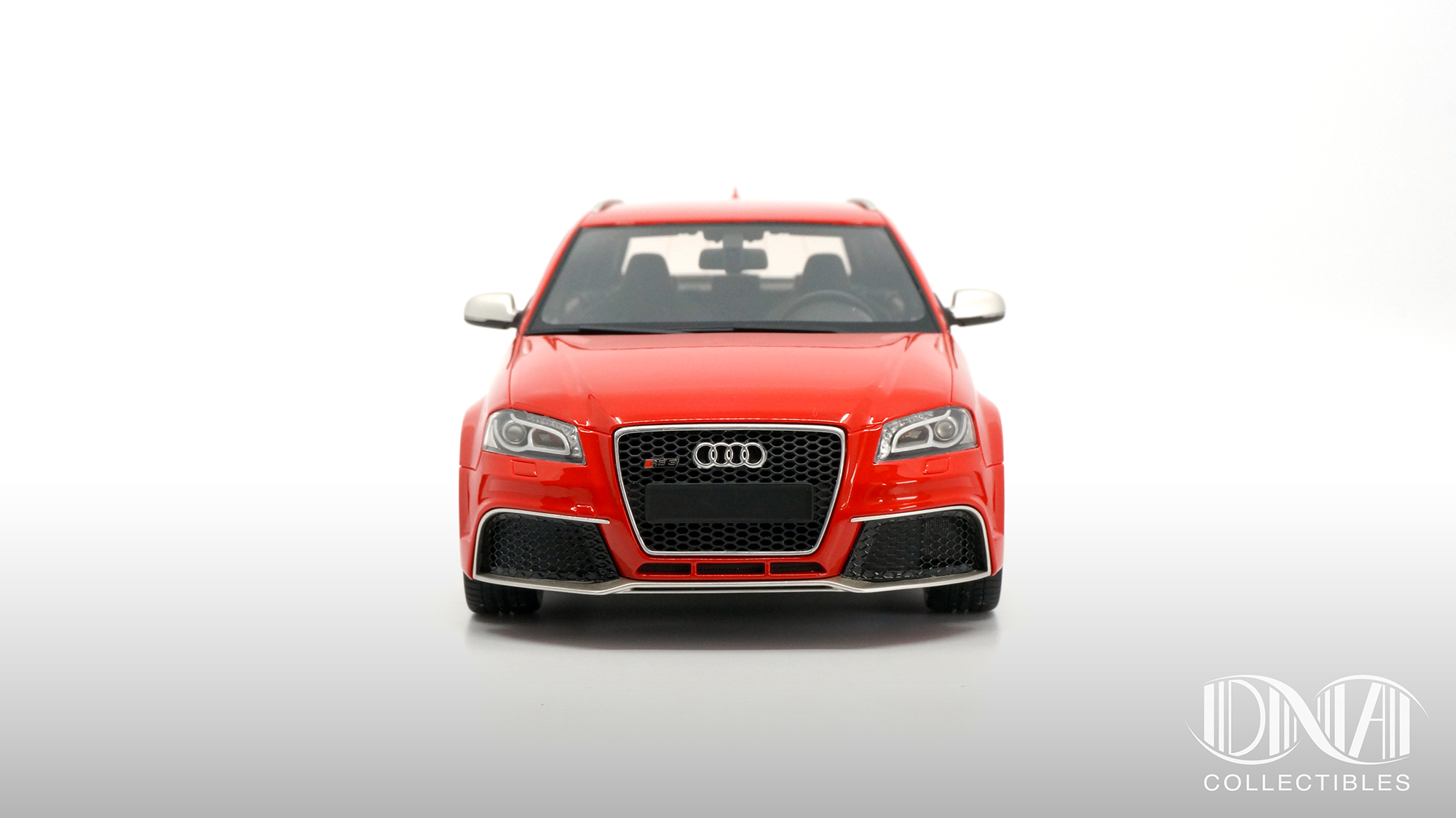 avant audi rs3 sportback dna collectibles