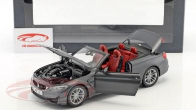 Photo of Bon plan : la BMW M4 cabriolet Paragon 1/18 à moins de 30 €