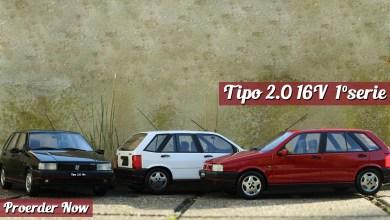 Photo of 1/18 : La Fiat Tipo 2.0 16V Laudoracing disponible en mars prochain