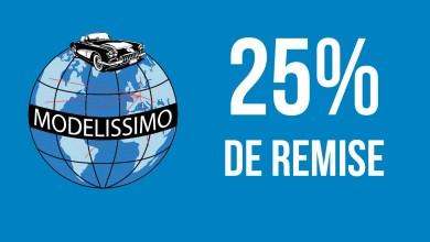 Photo of Bon plan : 25% de remise sur Modelissimo !